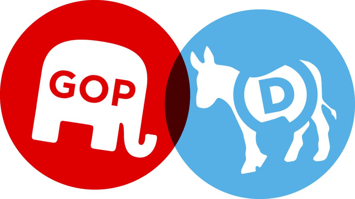 USA:n presidentinvaalit 2016.