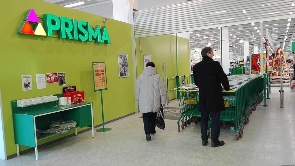 Prisma odottaa pitkäperjantaista vilkasta myyntipäivää.