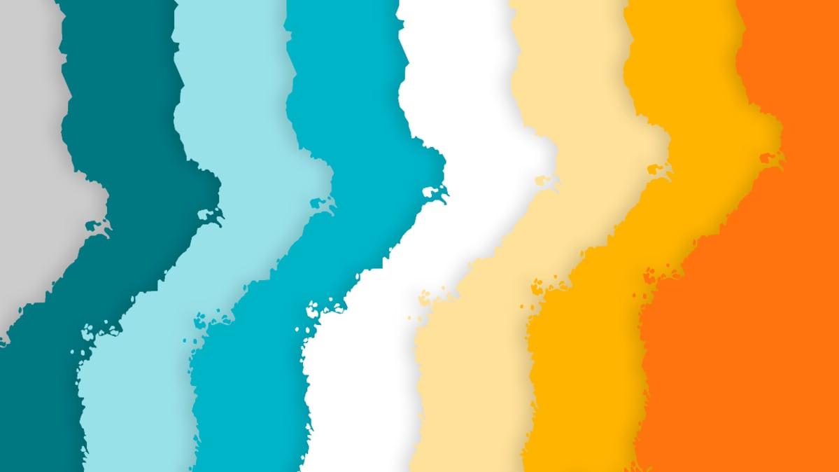 Seitsemän karttaa sen kertovat: Näin valta Suomessa jaettiin.