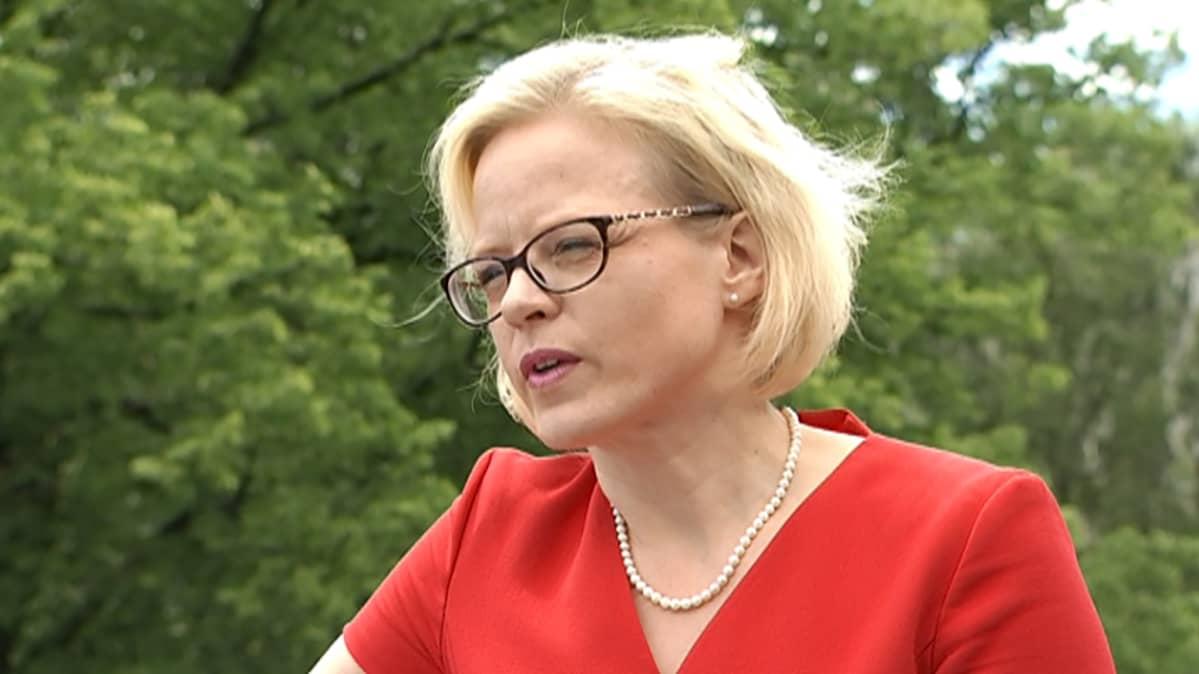 Maarit Lindström.