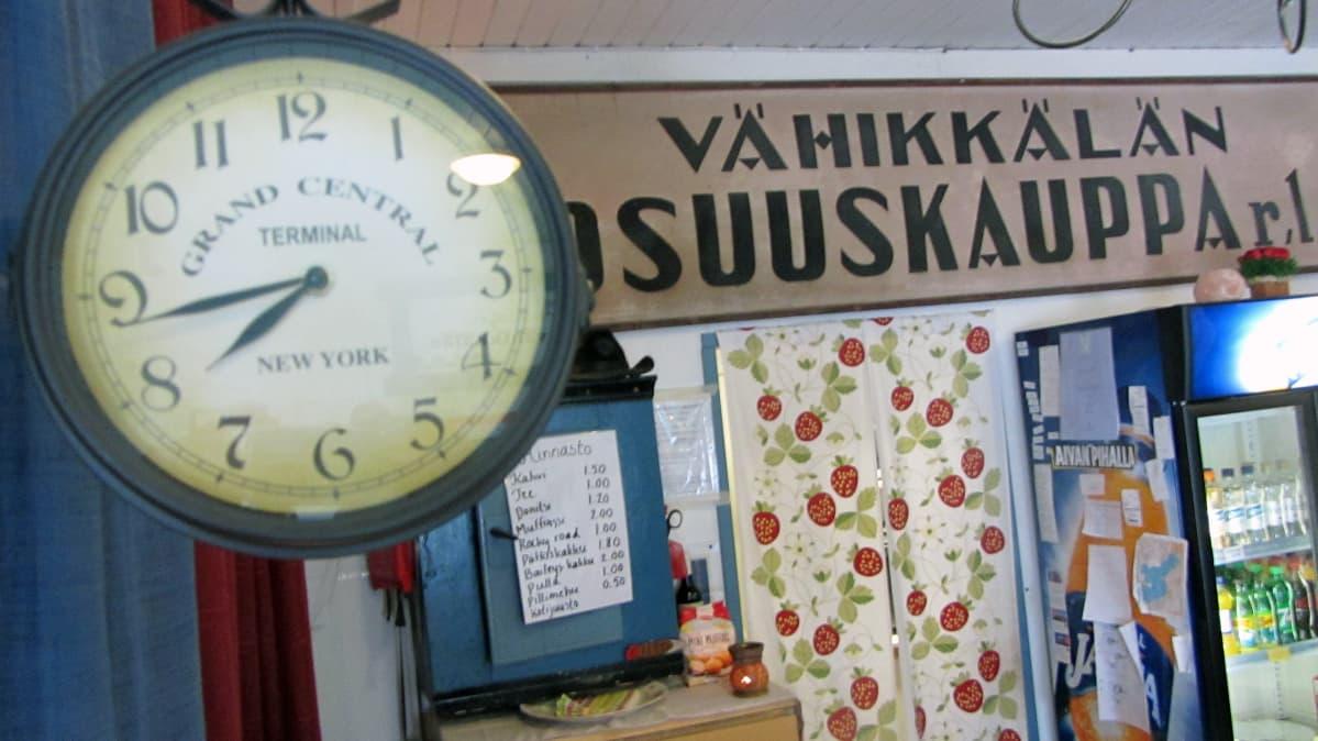 Suvipuoti elävöittää Vähikkälän kesää