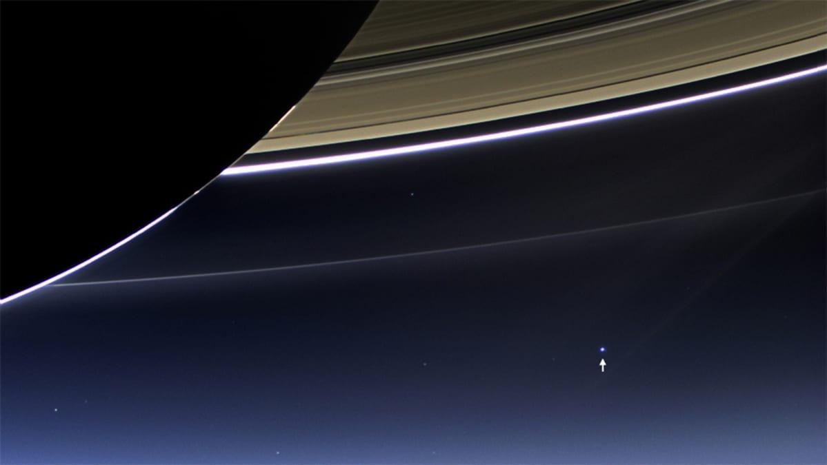 En bildhälsning från solsystemet | Vetenskap | svenska.yle.fi