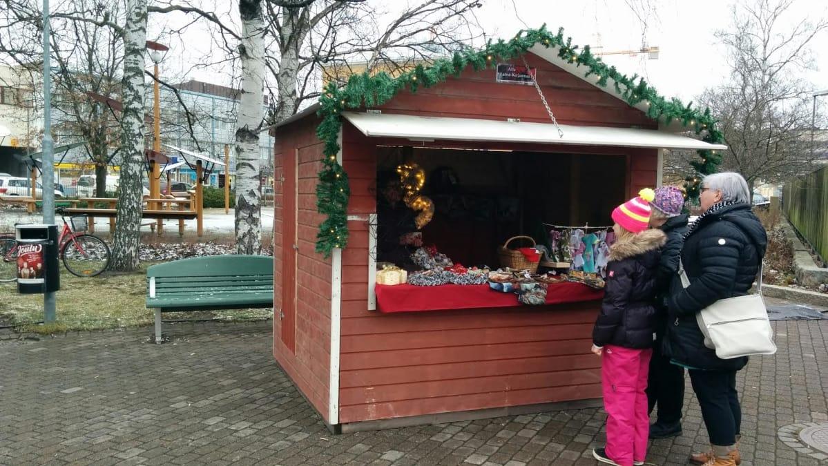 joulu 2018 seinäjoki Kaupallinen joulu alkaa joulunavauksista – Seinäjoella  joulu 2018 seinäjoki