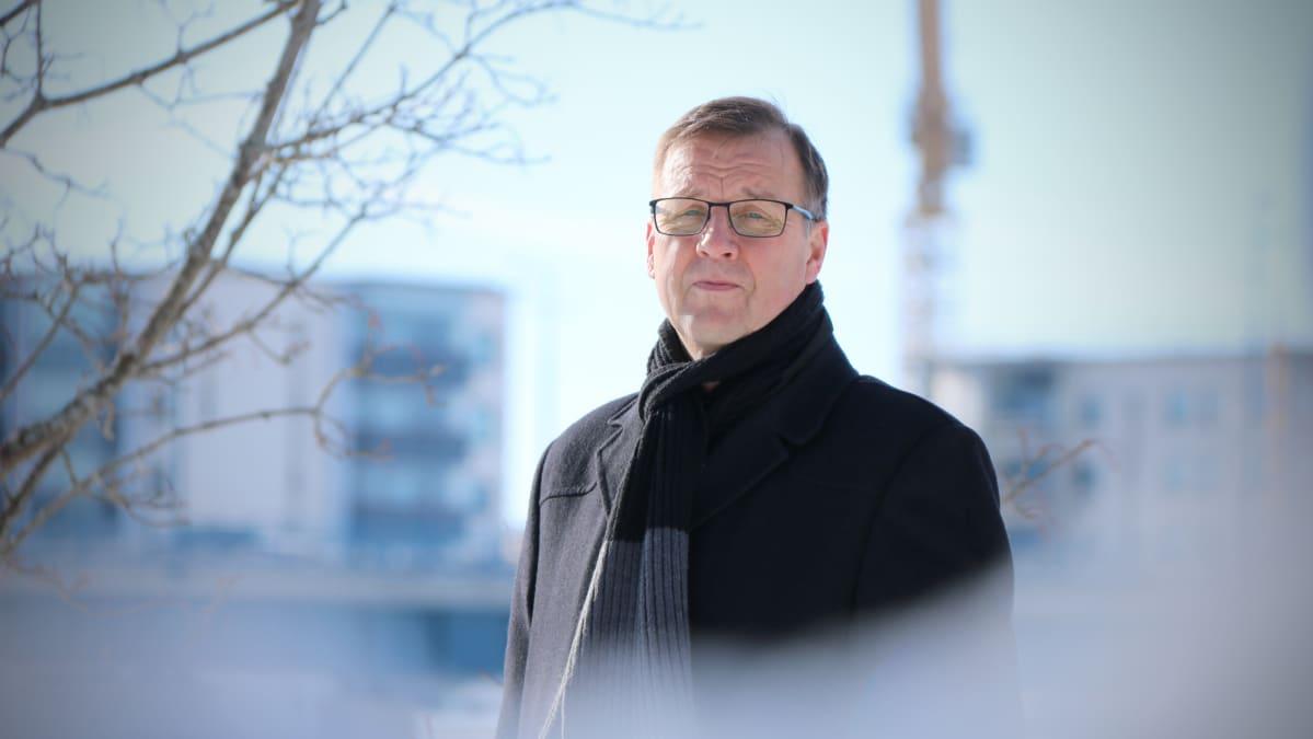 kaupunginjohtaja Kari Karjalainen