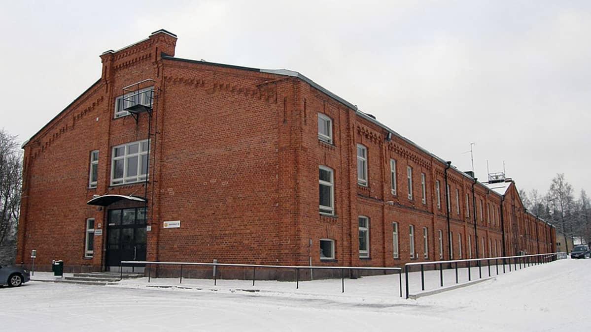 Riihimäen varuskunnan rakennus