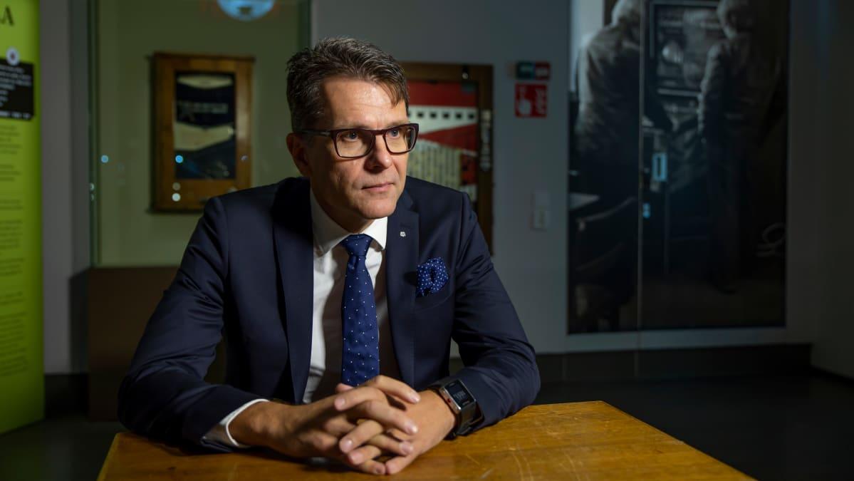 Kimmo Levä, Veikkauksen edunvälittäjät -verkoston puheenjohtaja