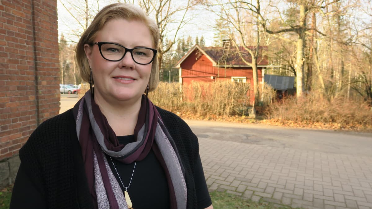 Anne Gustafsson-Pesonen