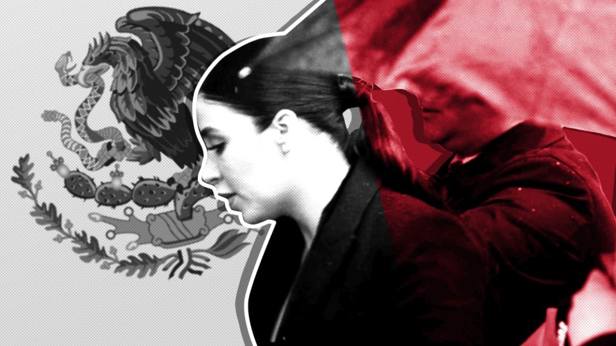 Huumepomo El Chapon vaimo Emma Coronel.