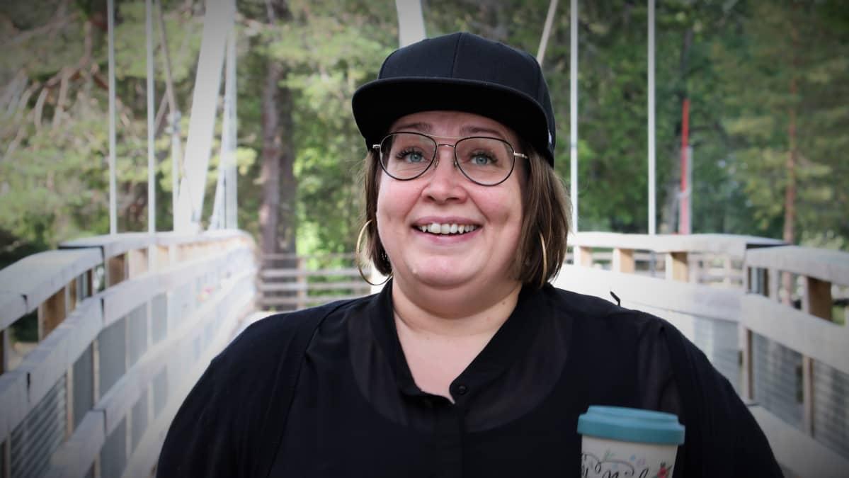 Koiteli elää musiikkifestivaalin festivaalijohtaja Sirpa Eskola 2019.
