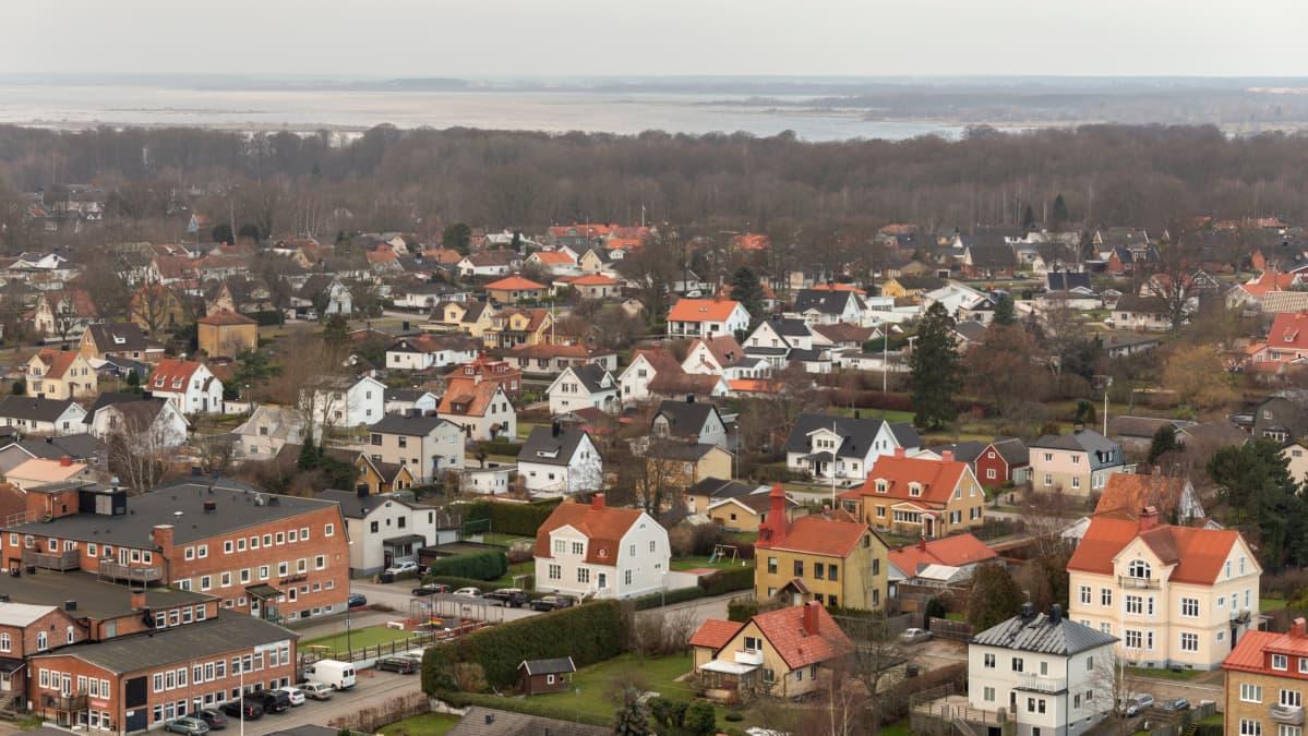 Sölvesborg Etelä-Ruotsin Blekingessä
