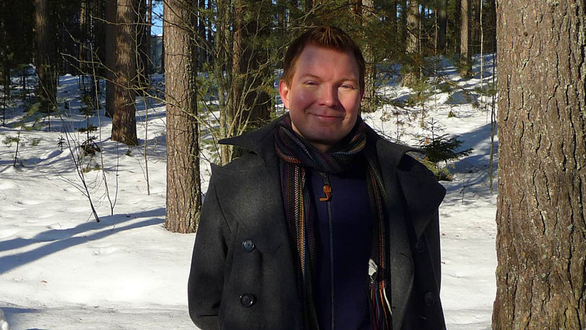Pirkanmaan Setan puheenjohtaja Mikko Väisänen