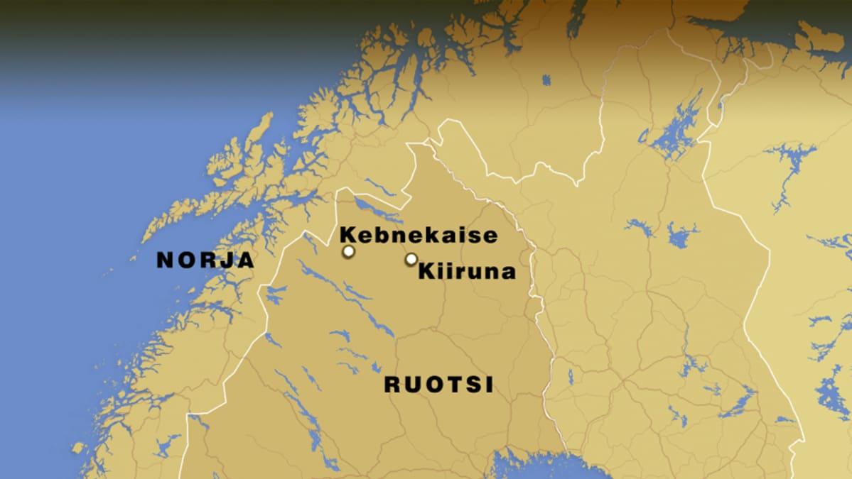 Hercules Kuljetuskone Kateissa Ruotsissa Yle Uutiset Yle Fi