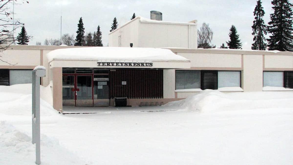 Inarin terveyskeskus Ivalossa