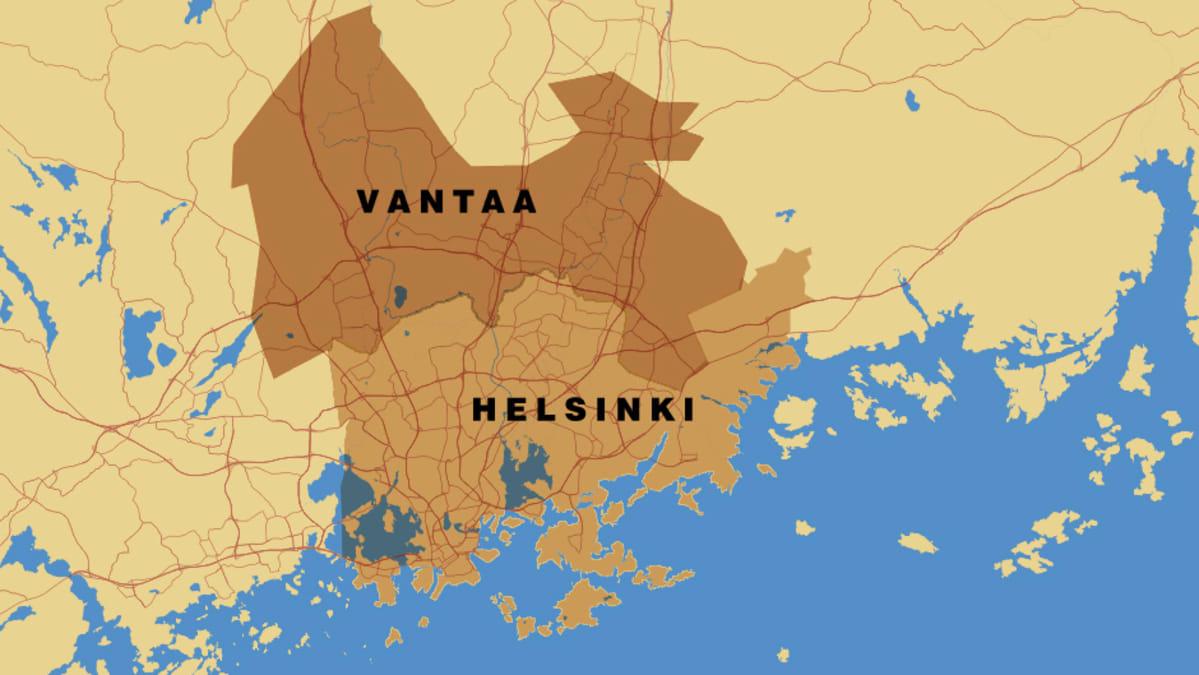 Helsinki Ja Vantaa Aanestavat Kaupunkien Yhdistymisselvityksesta