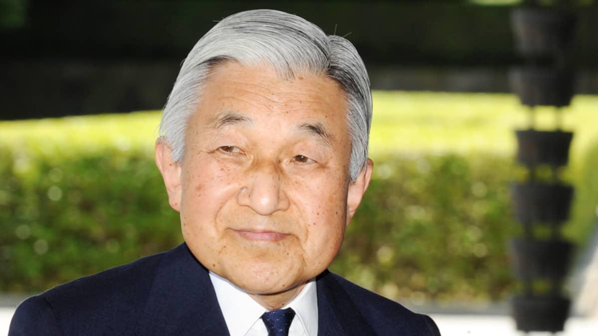 Keisari Akihito