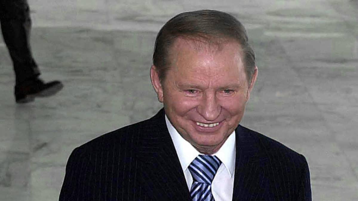 Leonid Kutshma