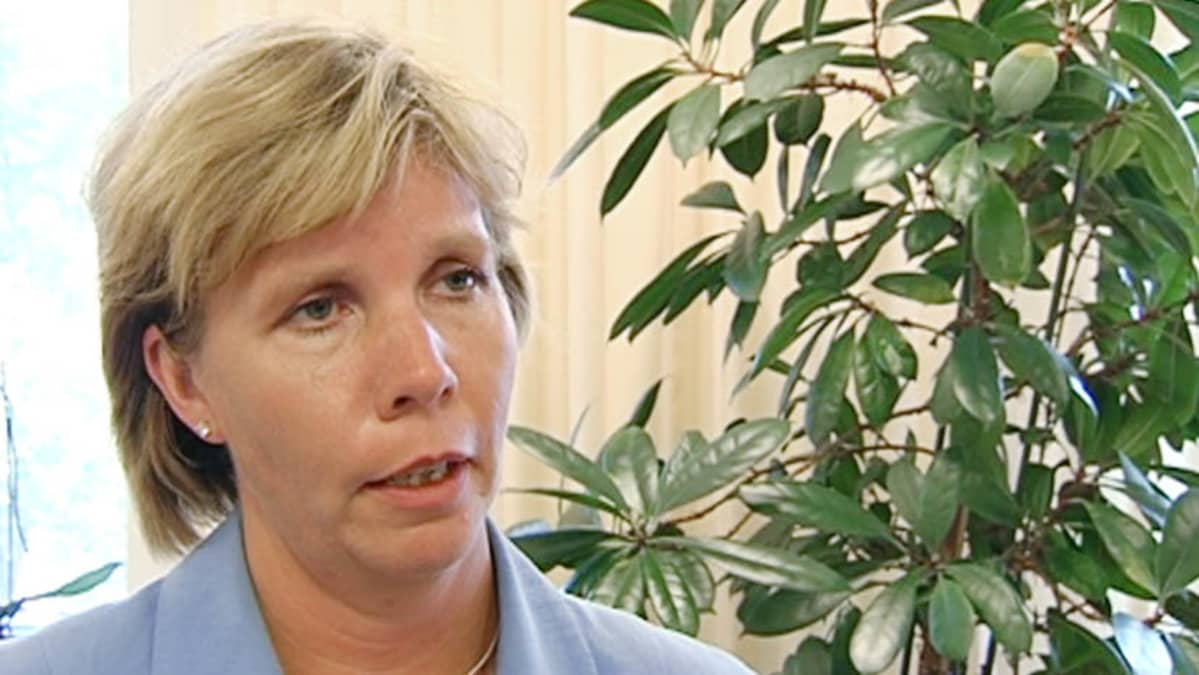 Anna-Maja Henriksson, oikeusministeri, RKP