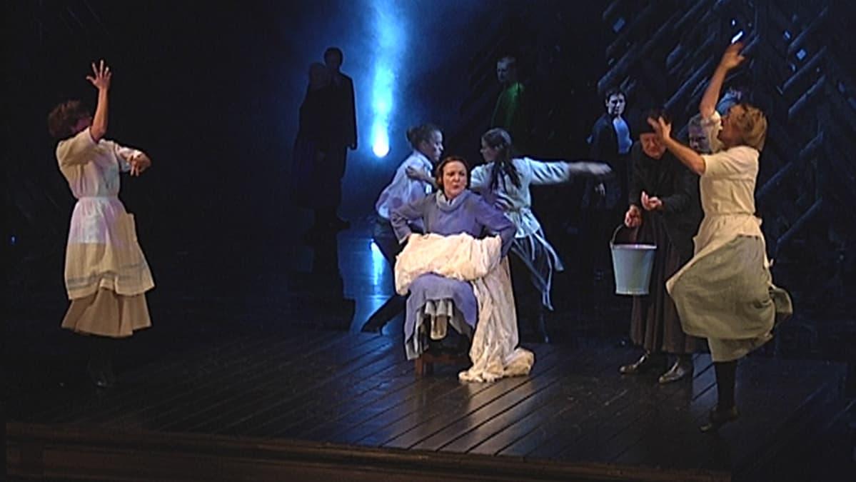 Anna Liisa Tampereen Työväen Teatterissa 2011