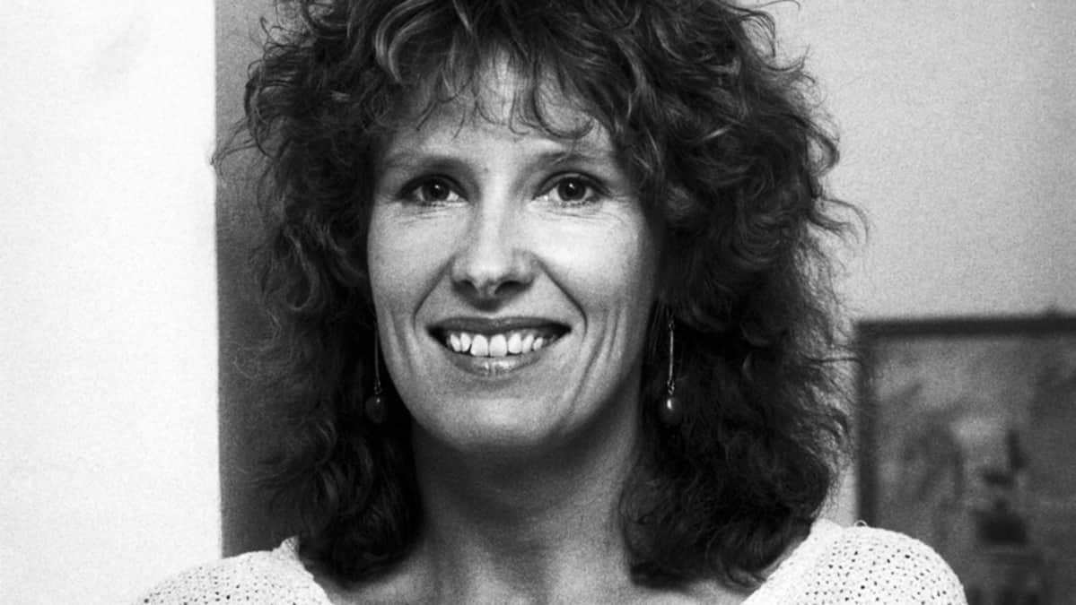 Annika Idström vuonna 1983