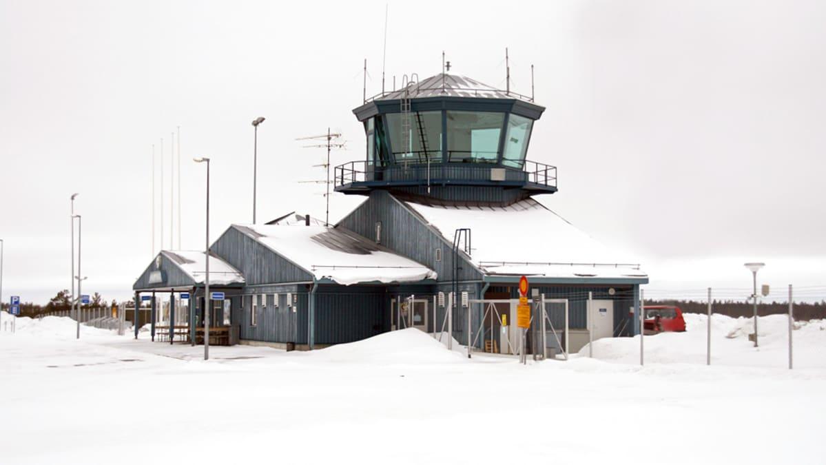 Enontekiö-Kautokeinon lentoasema