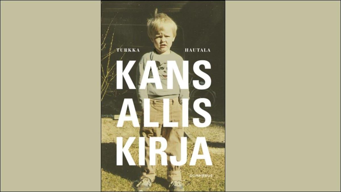 Turkka Hautala: Kansalliskirja -kirjan kansi