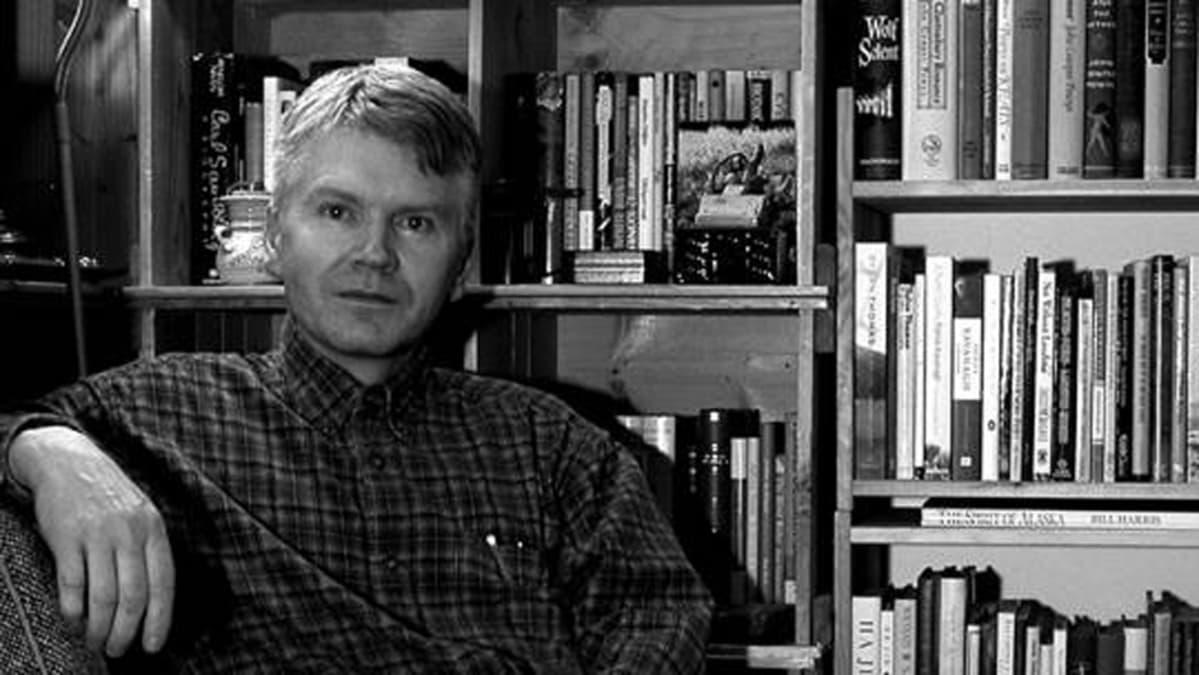 Pohjoismaiden neuvoston kirjallisuuspalkinnon 2011 voittaja Gyrðir Elíasson.