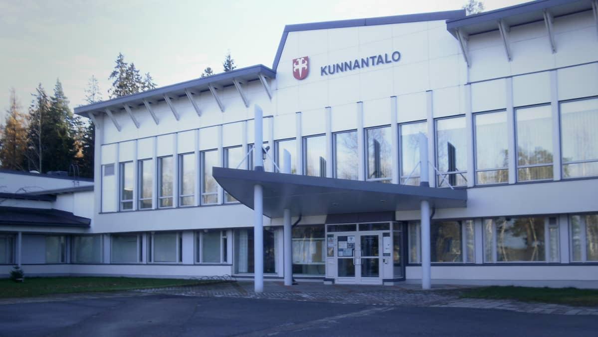 Nastolan kunnantalo
