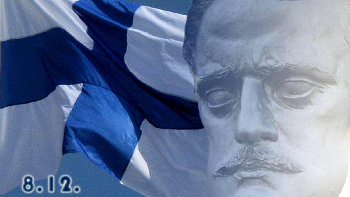 Sibelius ja Suomen lippu