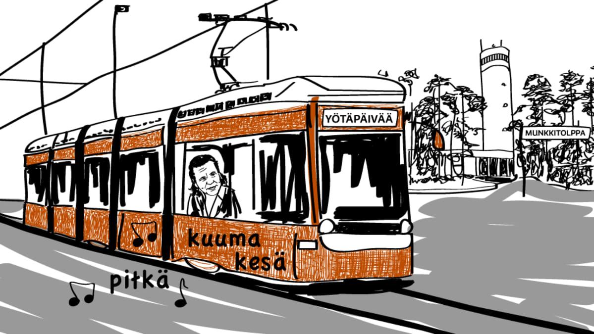 Tamperelainen ratikka
