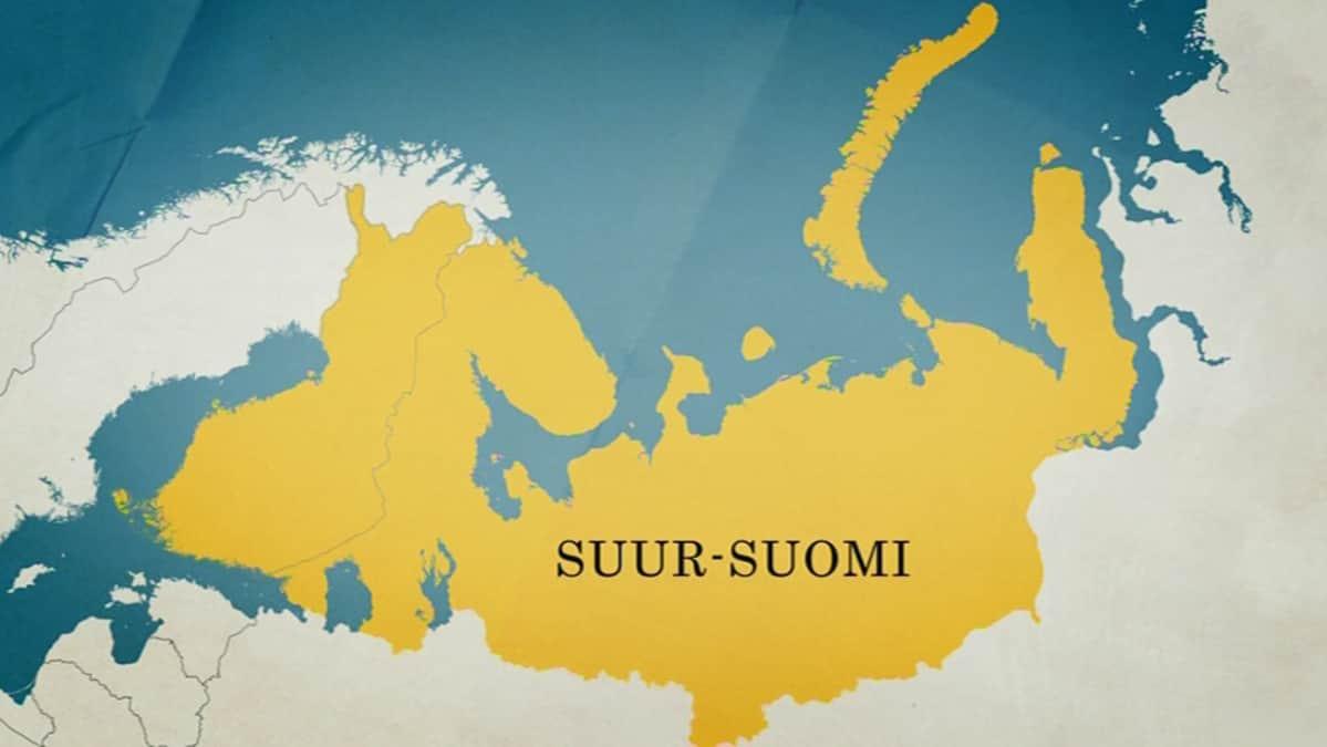Suur Suomi Olisi Onnistunut Vain Natsi Saksan Avulla Yle