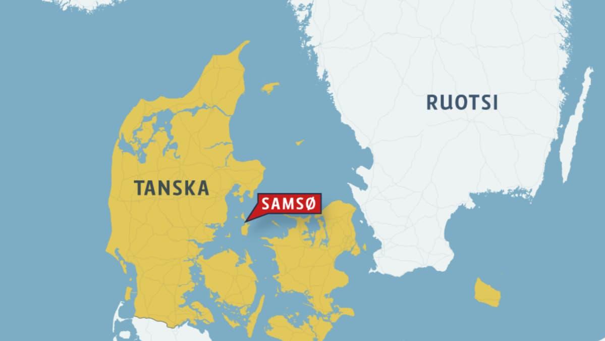 Ainakin Kolme Kuoli Kopteriturmassa Tanskassa Yle Uutiset Yle Fi
