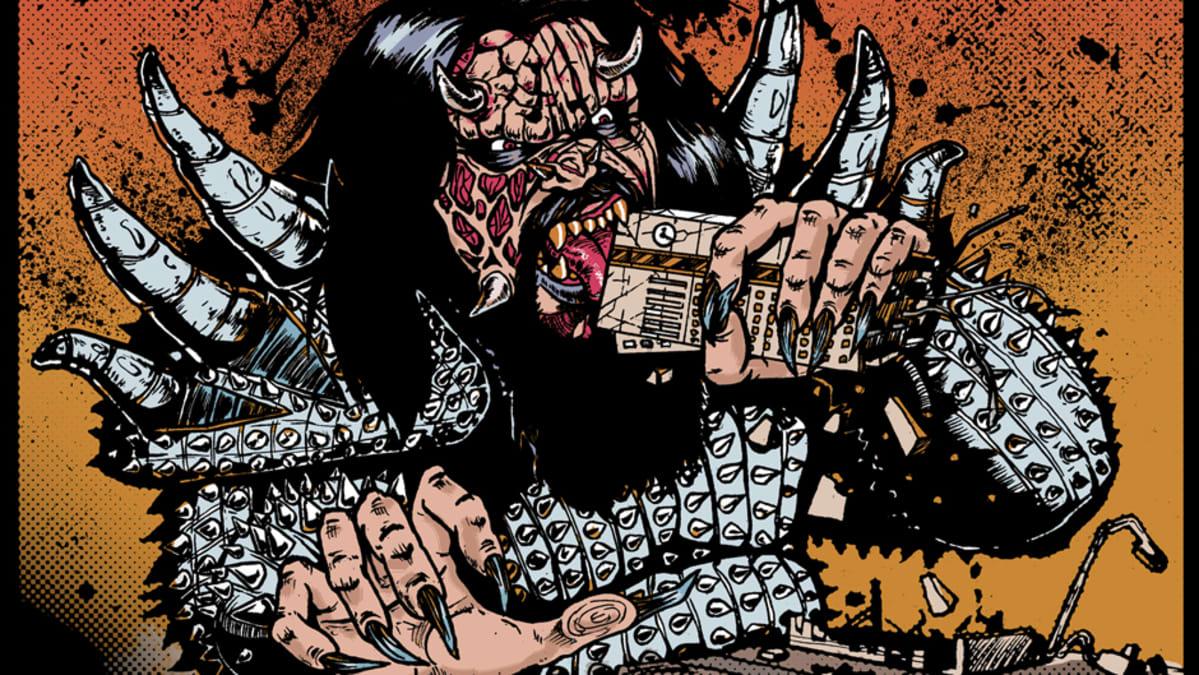 Kuva Kemin Lordi-näyttelyn julisteesta.