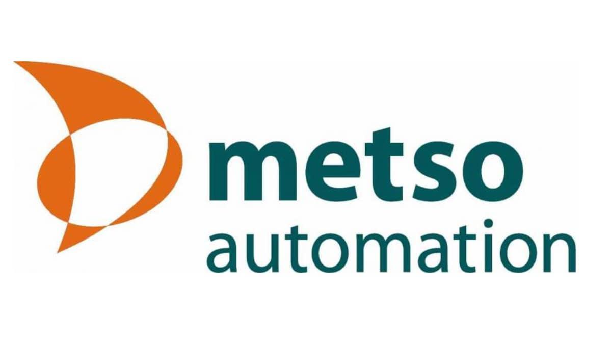 Metso Automation -logo.