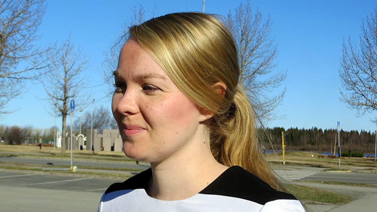 kansanedustaja Katri Kulmuni