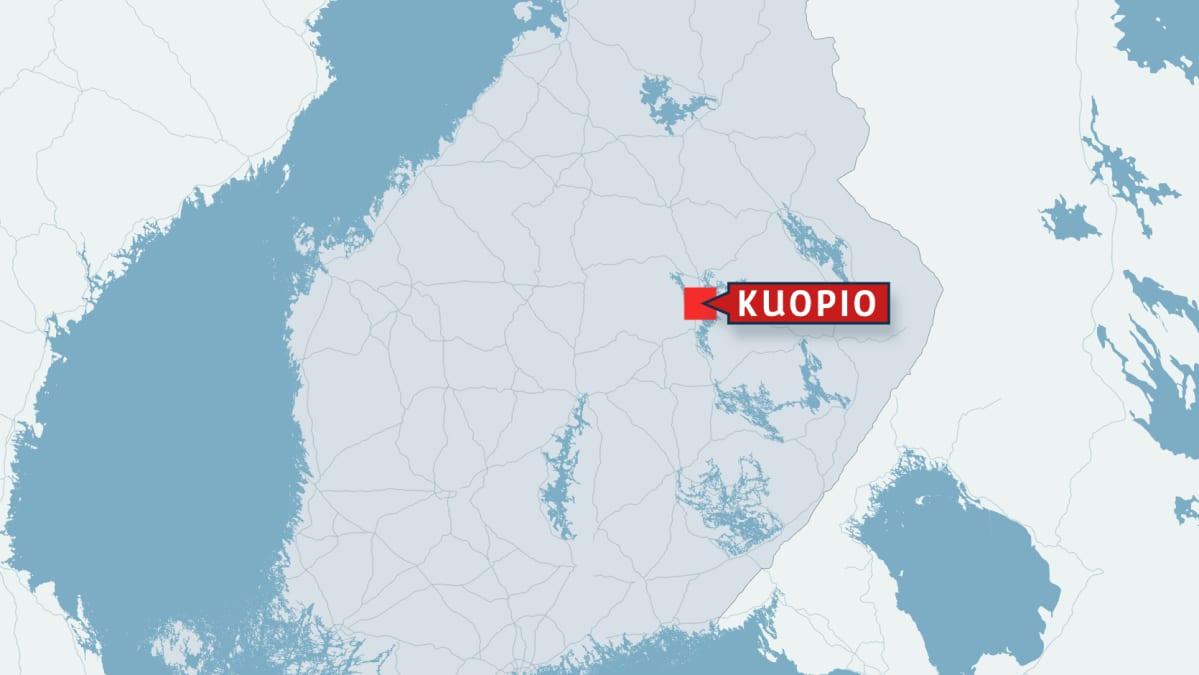 Nainen Pahoinpideltiin Rajusti Kuopiossa Poliisi Otti Viisi