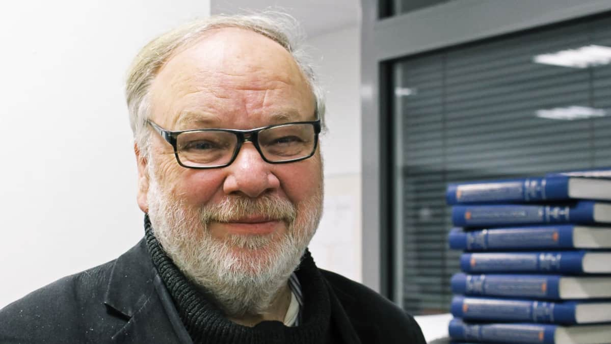 RKP:n valtuustoryhmän puheenjohtaja Björn Månsson.