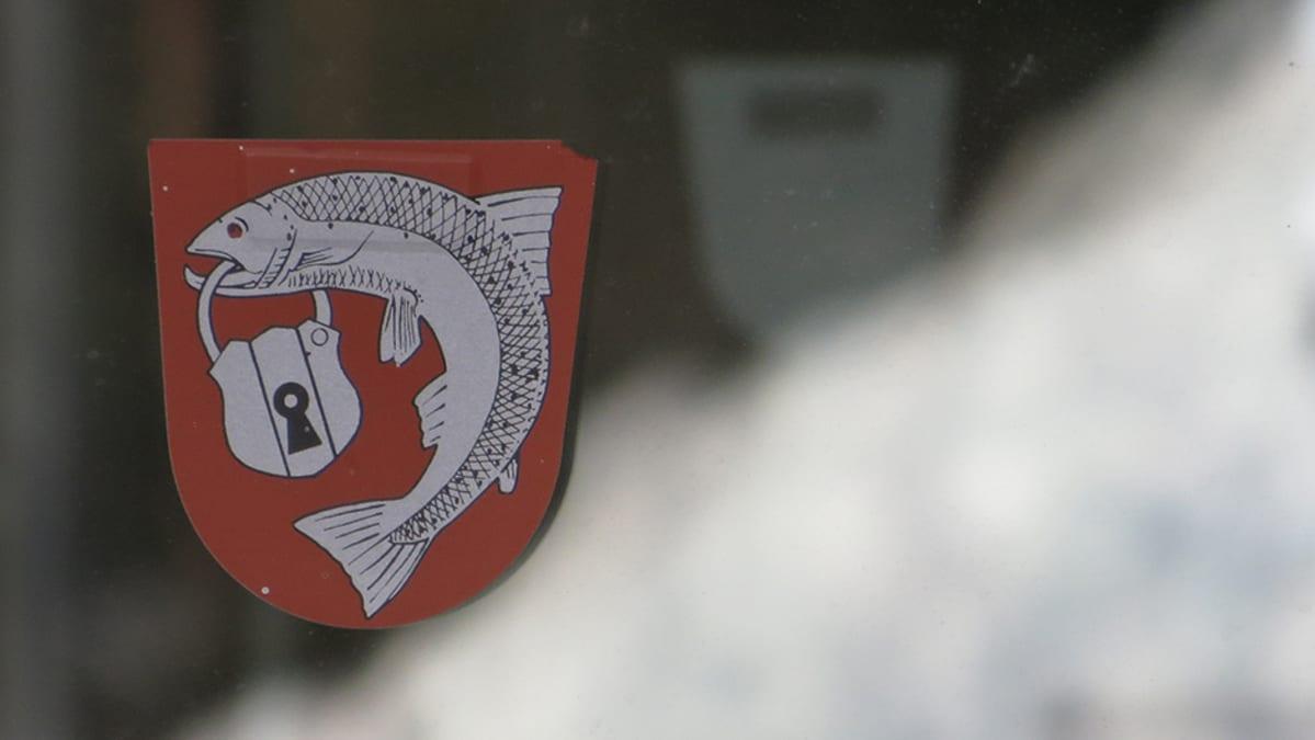 Keminmaan kunnan logo