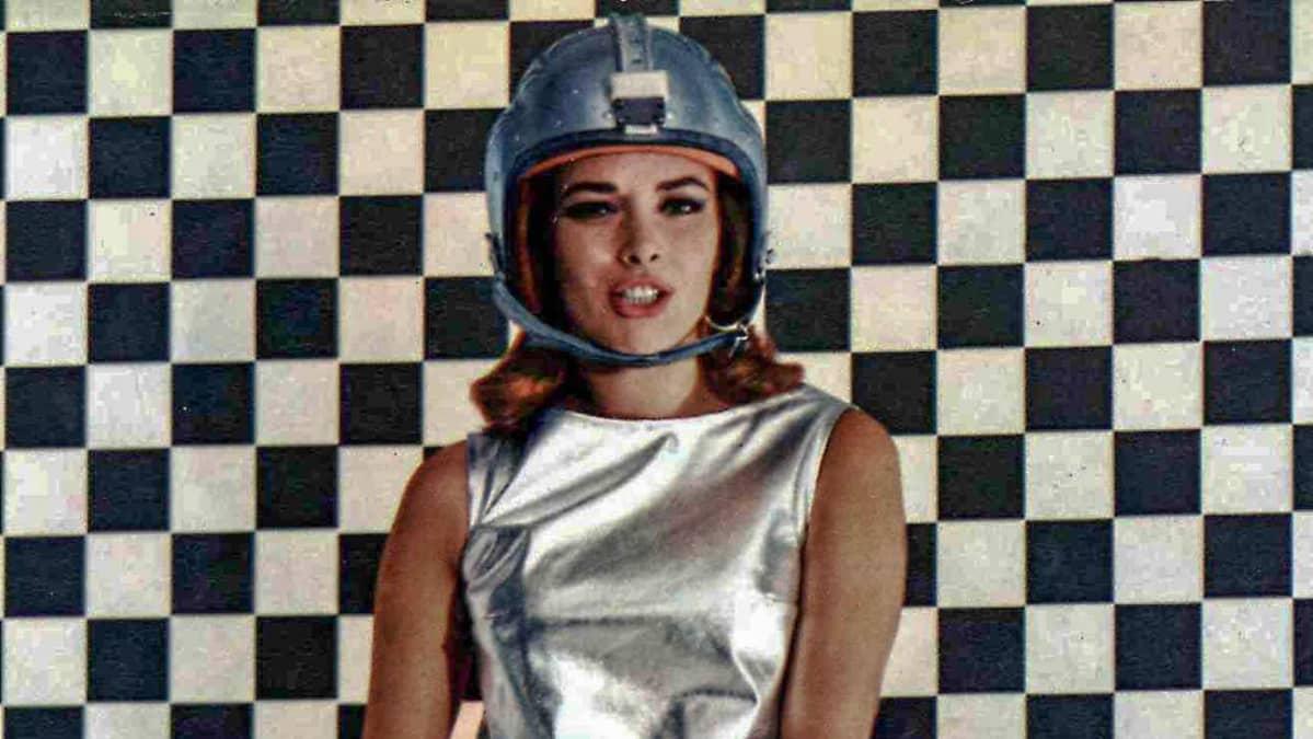 Karin Dor 1967