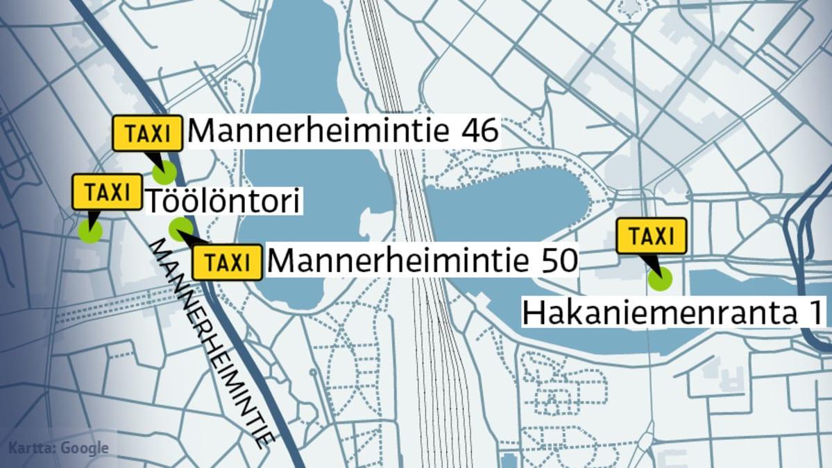 Kuinka Saada Pirssi Alle Pikkujouluyona Valta Naita Taksitolppia