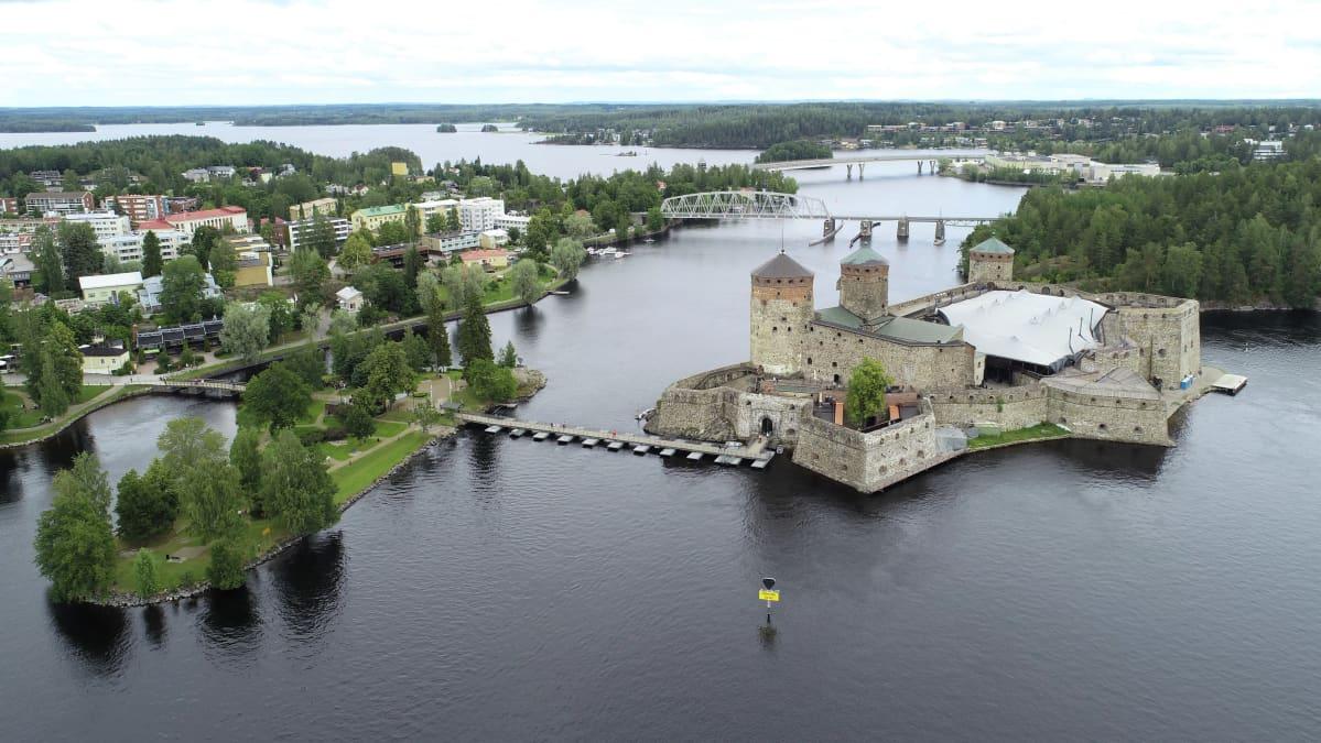 SAMIedulle uusi toimipiste Savonlinnan keskustaan.