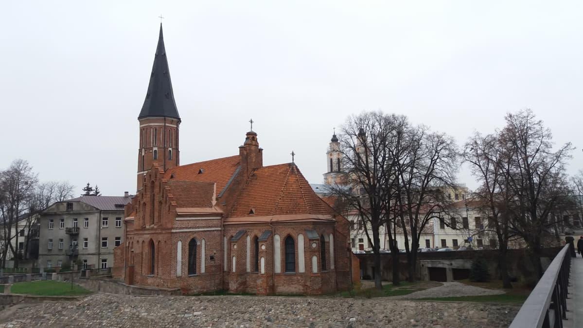 Kirkko Kaunasissa