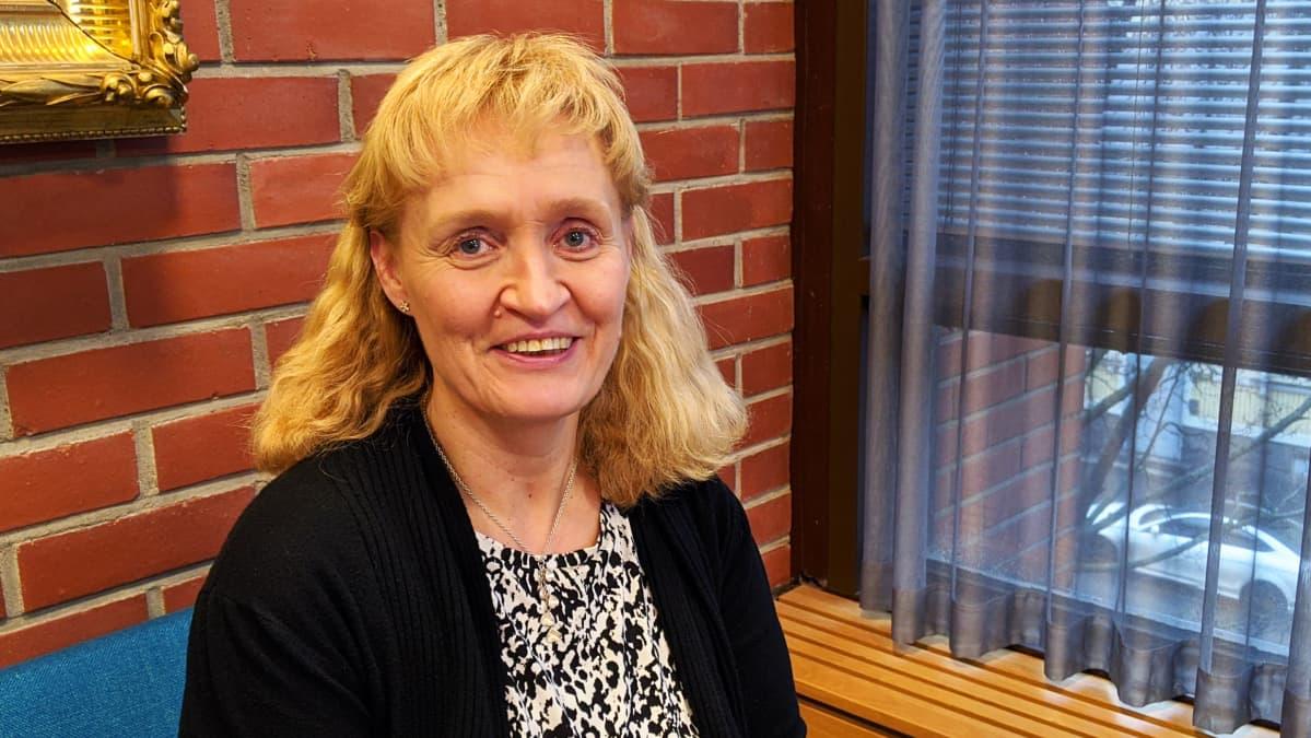Marianne Pekola-Sjöblom, Kuntaliiton tutkimuspäällikkö