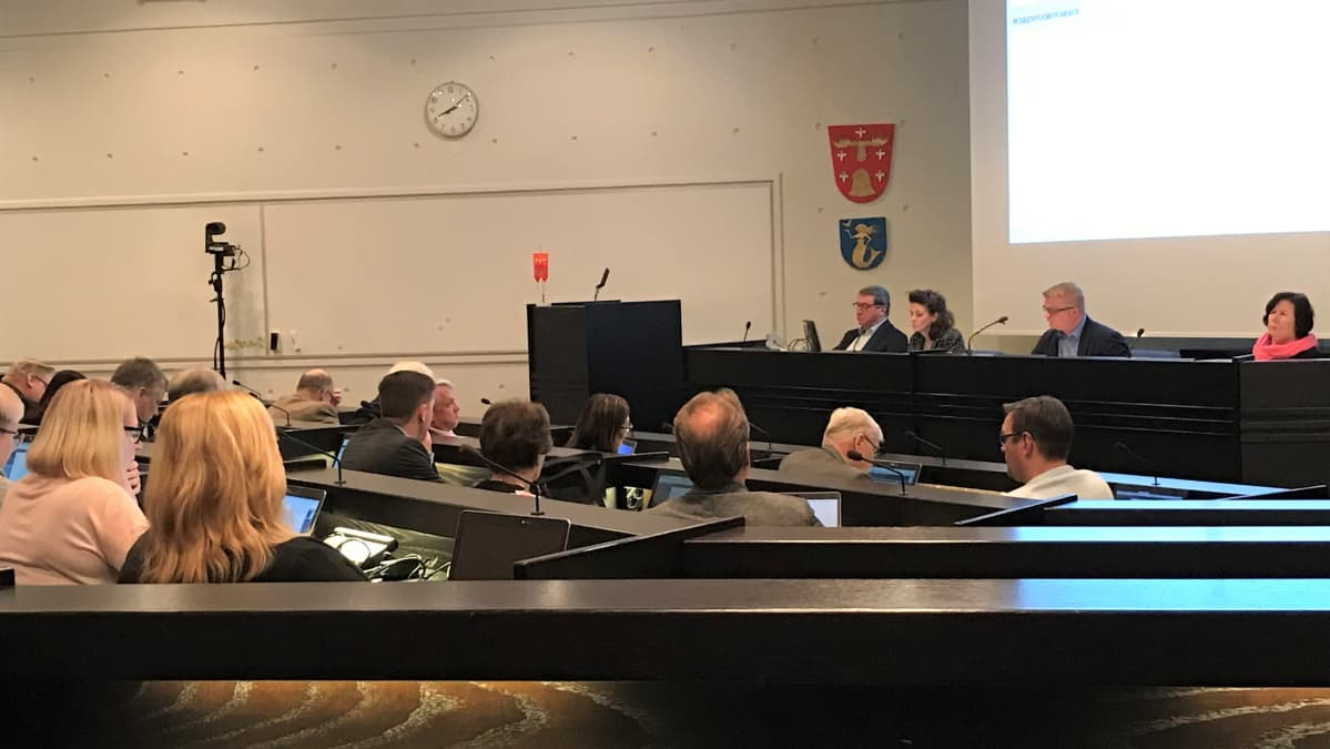 Hollolan valtuuston kokous 17.2. 2020