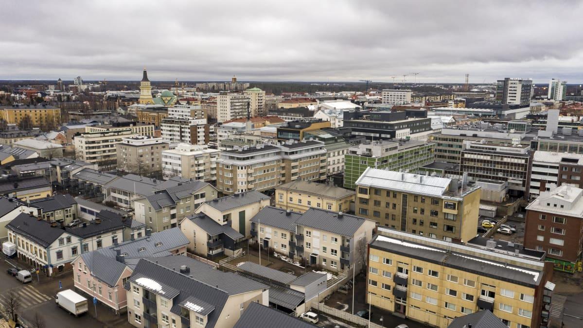 Oulu helmikuu 2020