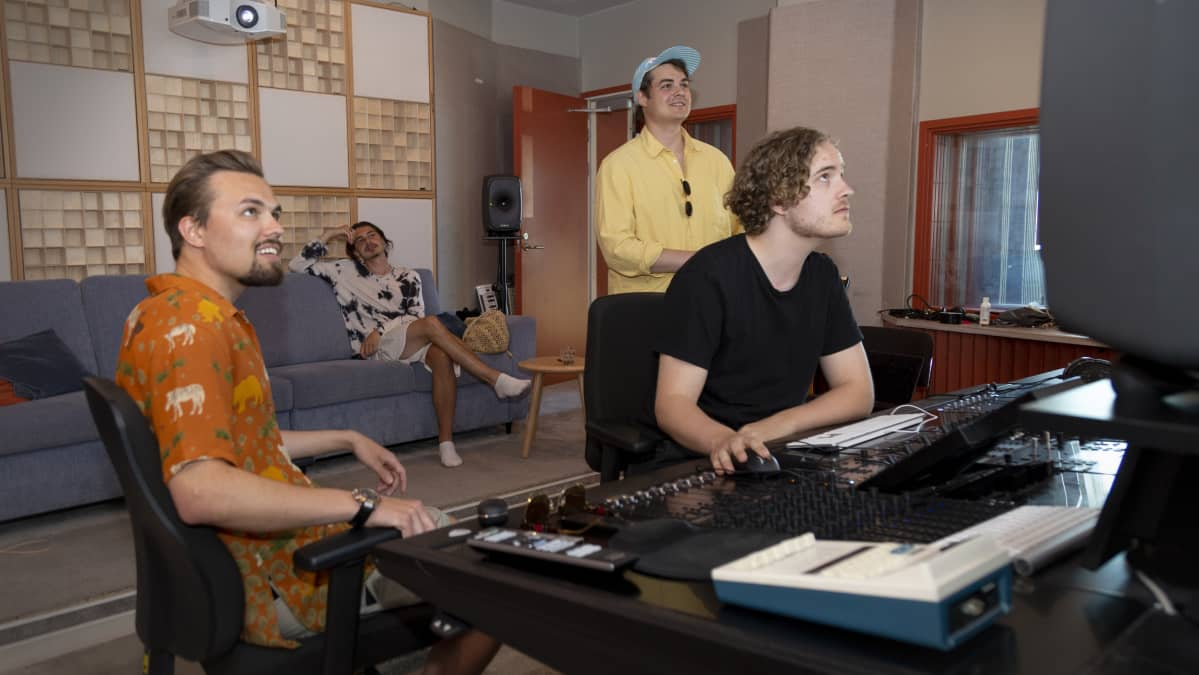 Sonic Pump Studios, Artem