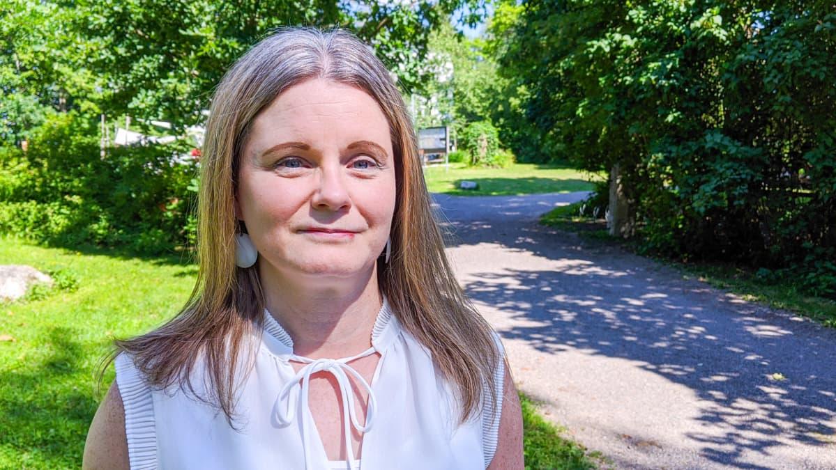 Eija Rissanen, Keravan kaupungin viestintäsuunnittelija