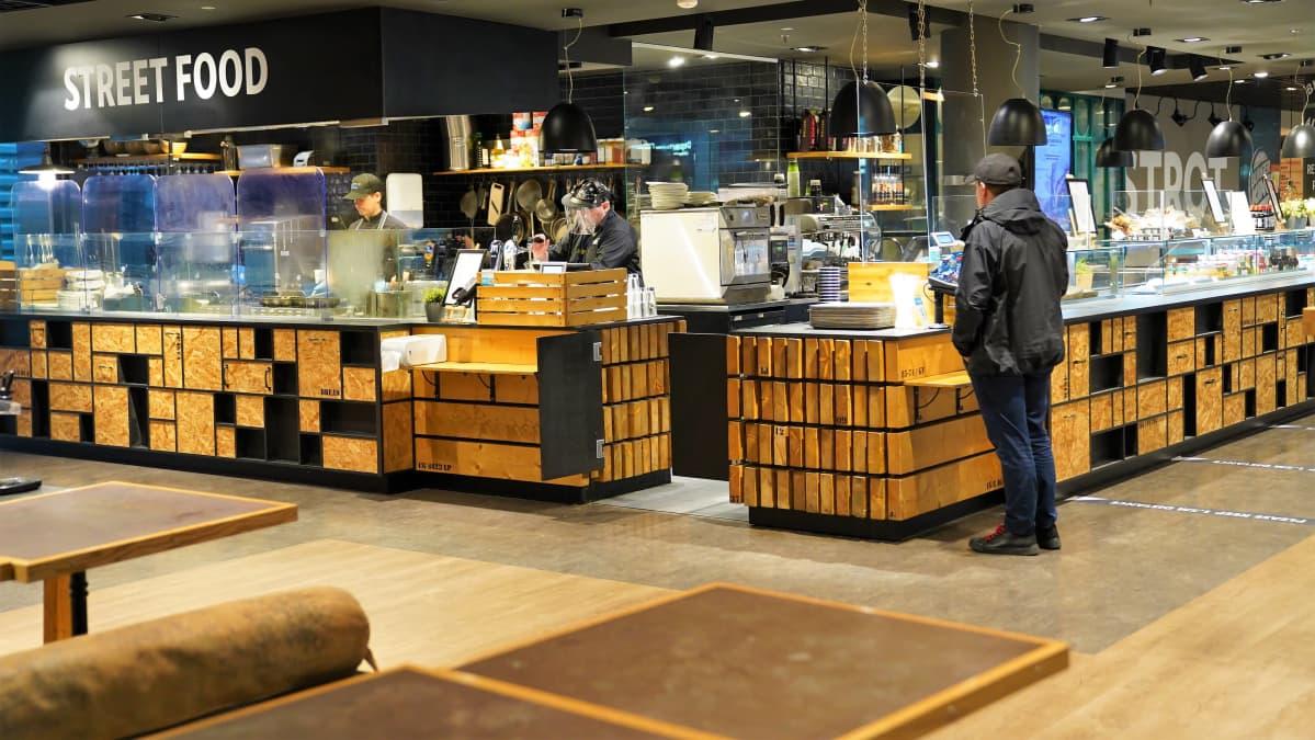 Ravintola Hki Vantaa Lentoasema