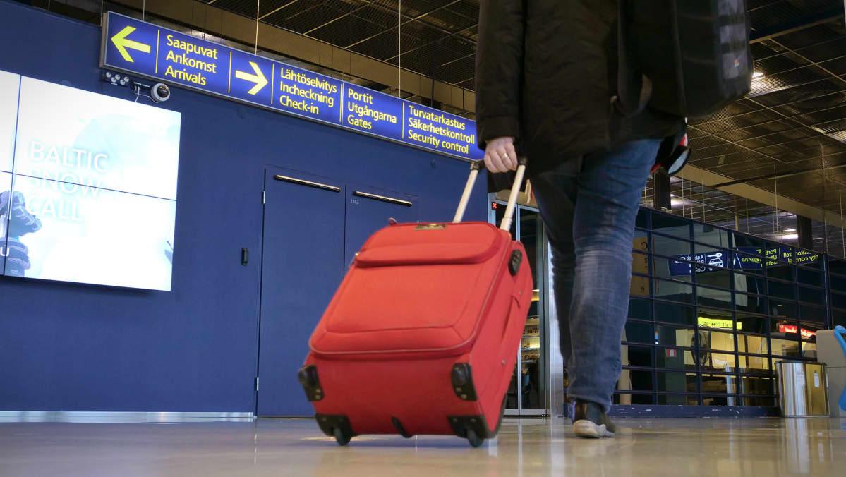 Oulun lentoasema saapuvat lennot