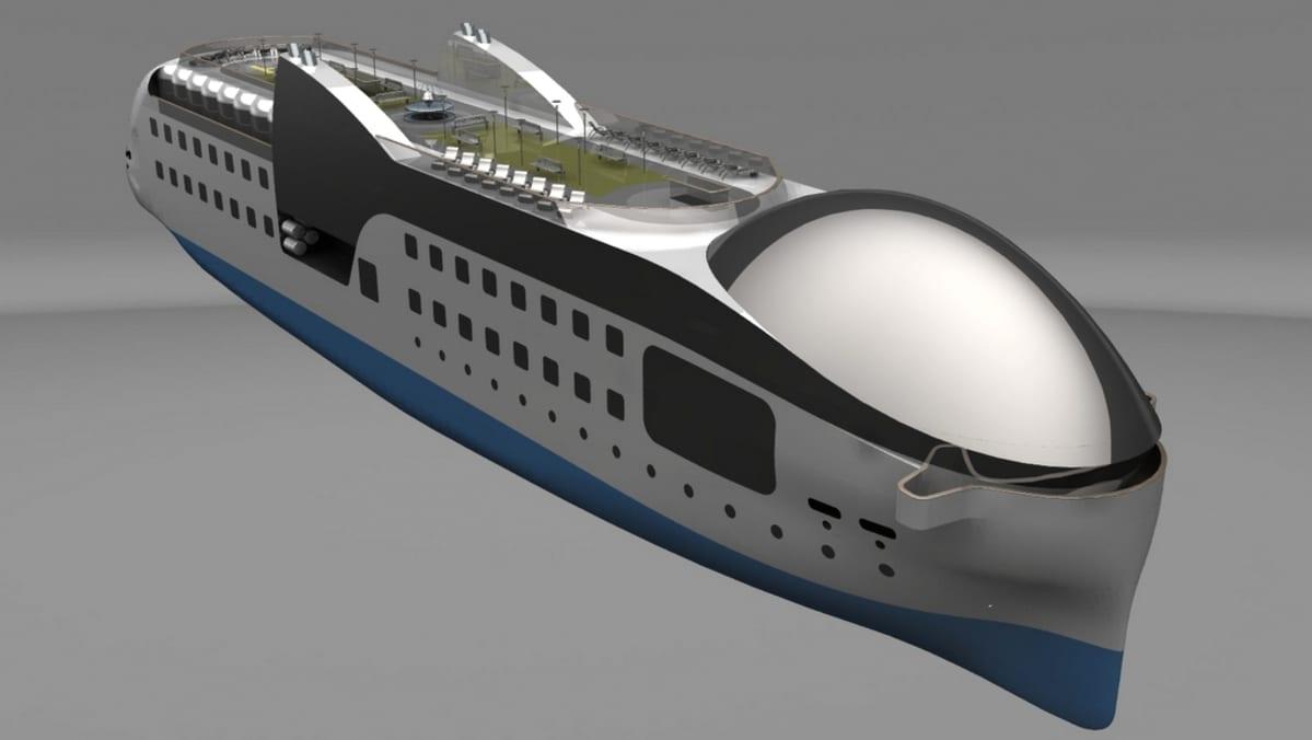 Suomi100 laiva Saimaa risteilyalus
