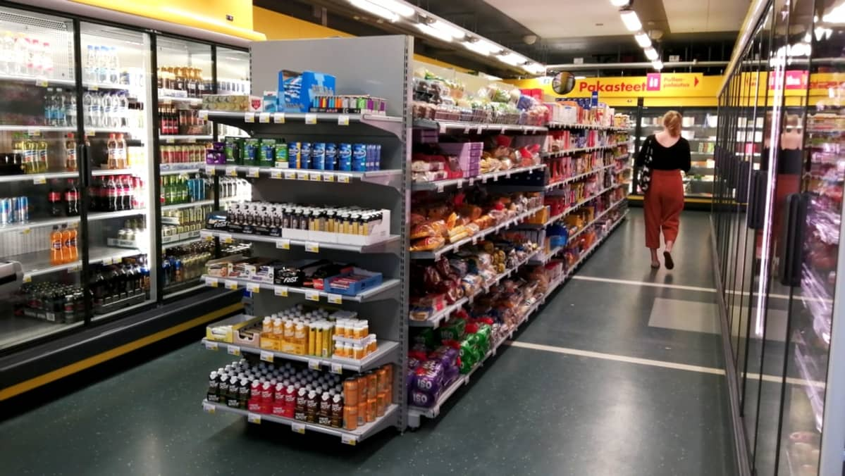 S-ryhmä on avannut sataneliöisen kaupan Lappeenrannan kampusalueelle.